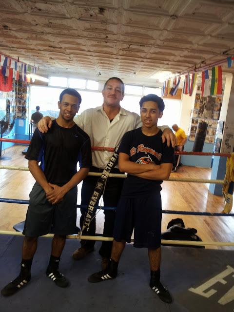 Johns Boxing Gym